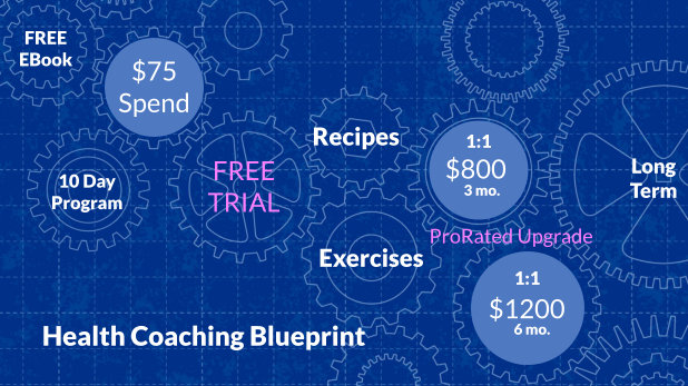health coaching pricing